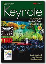 Keynote - BRE - Advanced Combo Split A + DVD-ROM + Audio WB - Cengage -