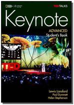 Keynote - BRE - Advanced - Student Book + DVD-ROM - Cengage -