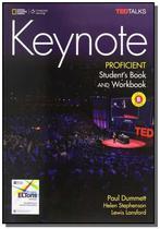 Keynote - BRE - Proficient Combo Split B + DVD-ROM + Audio WB - Cengage -