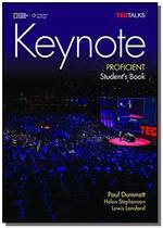 Keynote - BRE - Proficient - Teachers Book + Class Audio CDS - Cengage -