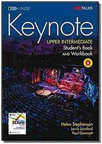 Keynote - BRE - Upper Intermediate Combo Split A + DVD-ROM + Audio WB - Cengage -