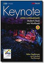 Keynote - BRE - Upper Intermediate Combo Split B + DVD-ROM + Audio WB - Cengage -