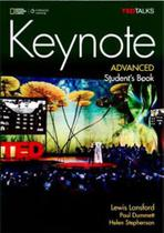 Keynote british advanced - student's book with dvd-rom - Cengage / Elt -