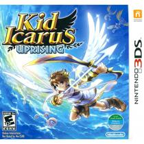 Kid Icarus: Uprising - 3Ds - Nintendo