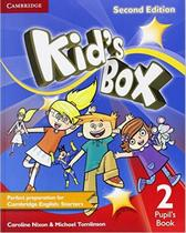 Kids box 2 pb - british - 2nd ed - Cambridge university