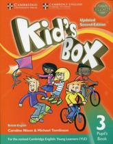 Kids box 3 pb - british - updated 2nd ed - Cambridge university