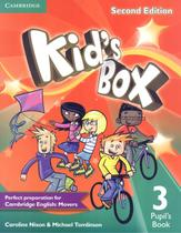 Kids box 3 pupils book - british - 2nd ed - Cambridge university
