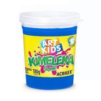 Kimeleka Acrilex Azul Slime 180g -