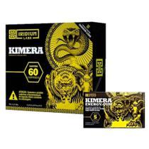 Kimera Combo: Kimera 60 comprimidos + Kimera Energy Gum caixa fechada (90 gomas) - Iridium