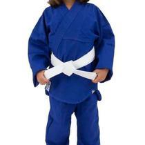 Kimono de Judô Infantil Combate Torah Azul -