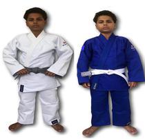 Kimono Infantil Trançado Plus  Judo - Torah -