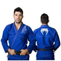 Kimono  Jiu-Jitsu Adulto Venum Competidor - Azul -