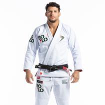 Kimono Jiu Jitsu Storm Stealth BOLO Branco -
