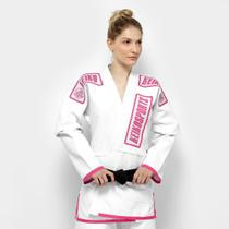 Kimono Keiko Jiu-Jitsu Série Limitada Feminino -