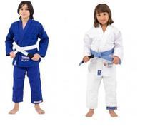 Kimono Trançado Mirim Torah - Jiu Jitsu -