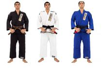 Kimono Trançado Plus Jiu Jitsu Torah - A5 -
