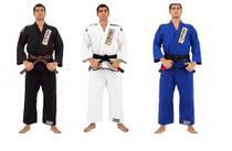 Kimono Trançado Plus Jiu Jitsu Torah - Adulto -