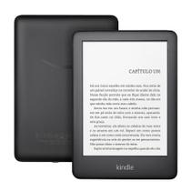 KINDLE INK WI-FI 10ª GERAÇÃO 8GB PRETO AO0772  AMAZON -