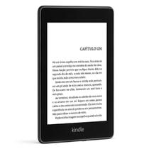 Kindle novo paperwhite 8gb wi-fi ao0705  amazon -