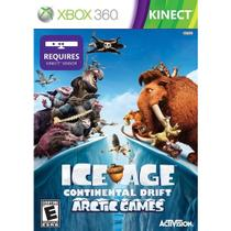 Kinect Ice Age: Continental Drift Artic Games - Xbox 360 - Microsoft