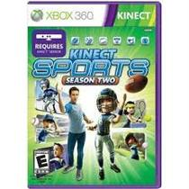 Kinect Sports Season Two - XBOX 360 - Microsoft