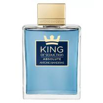 King of Seduction Absolute Antonio Banderas - Perfume Masculino - Eau de Toilette