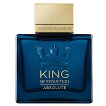 King Of Seduction Antonio Banderas Absolute 50ml