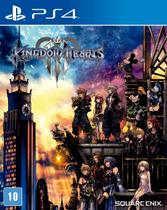 Kingdom Hearts 3 - PS4 - Square enix
