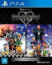 Kingdom Hearts Hd 1.5 + 2.5 Remix - PS4 - Square-enix