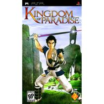 Kingdom of paradise - psp - Sony