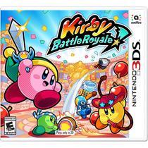 Kirby: Battle Royale - 3Ds - Nintendo