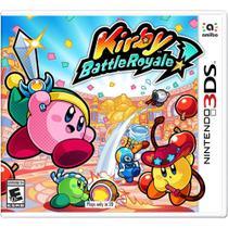 Kirby: Battle Royale - 3Ds - Nintendo -