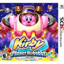 Kirby: Planet Robobot - 3Ds - Nintendo