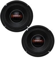 Kit 02 Alto Falantes Magnum Woofer Porta Trio 6 Polegadas 150w Rms 4 e 8 ohms -