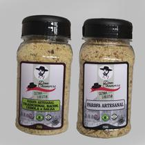 Kit 02 Farofas Cebola e Salsa & Natural com Ervas Dom Chamorro -