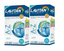 Kit 02 Lavitan AZ Homem 60 Comprimidos - Cimed