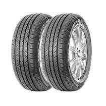 Kit 02 Pneus 165/70 R 13 - Sp Touring 79t Dunlop - Novo