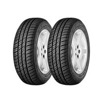 Kit 02 Pneus 175/70 R 13 - Barum 82t Continental -