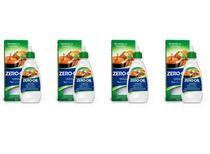 Kit 04 Adoçantes Zero Cal Stevia Líquido 80ml Cada -