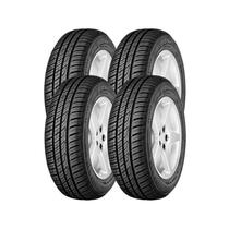 Kit 04 Pneus 175/70 R 13 - Barum 82t Continental -