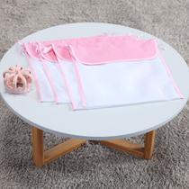 Kit 04 Saquinhos Maternidade Organizador Poá Rosa - Zany Baby