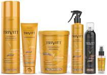 Kit 06 Produtos Trivitt Para Hidratação - Itallian Hairtech -