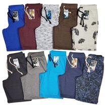 kit  06 shorts / Bermudas Moletom Infantil e juvenil - Base D'Água-Surf Wear