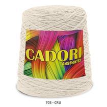 kit 1 Barbante Cadori N06 - 700m Cru -