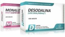 Kit 1 Desodalina 60 Cápsulas + 1 Monaliz 30 Comprimidos - Sanibras