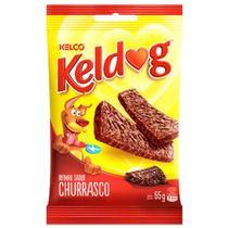 Kit 10 Bifinho Churrasco 65g - Keldog -