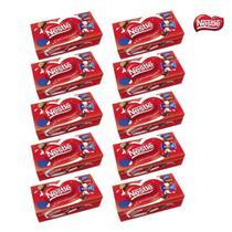 Kit 10 Caixa De Bombom Barras Nestlé Especialidades 251g -