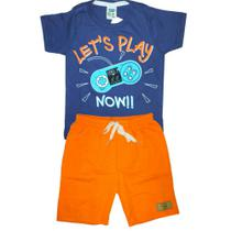 Kit 10 Conjuntos Infantil Masculino Roupa Menino Atacado 4 Anos - Naer Moda Infantil