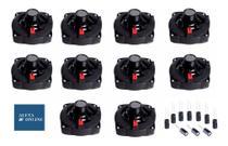 Kit 10 Driver Corneta Unlike Und 400 100wrms 8 Ohm+capacitor -