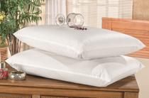 Kit 10 fronhas impermeaveis protetor de travesseiro impermeavel - Cotrim Confecções